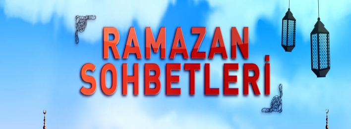 RAMAZAN SOHBETLERİ 18. BÖLÜM İHSAN MESUT AKBAŞ - 23.06.2016